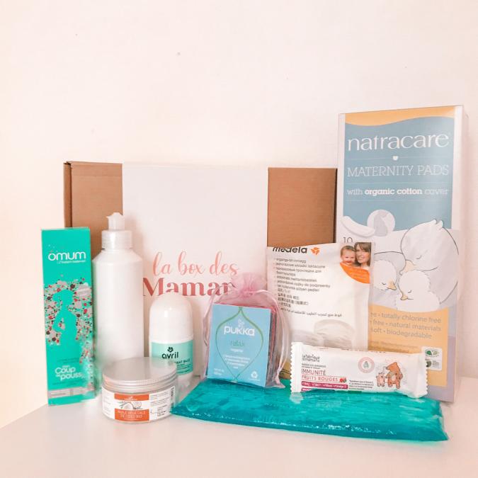 box des mamans