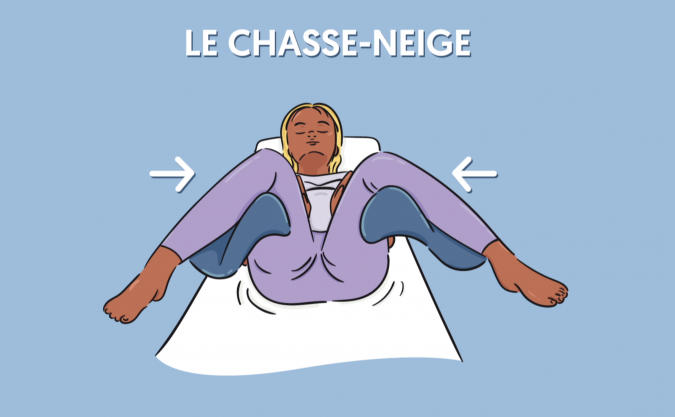 chasse neige