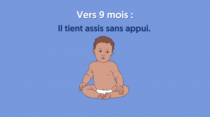 tient assis