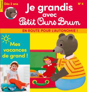 Je grandis avec Petit Ours Brun