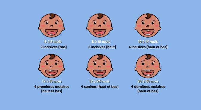 tableau dents