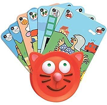 porte cartes djeco
